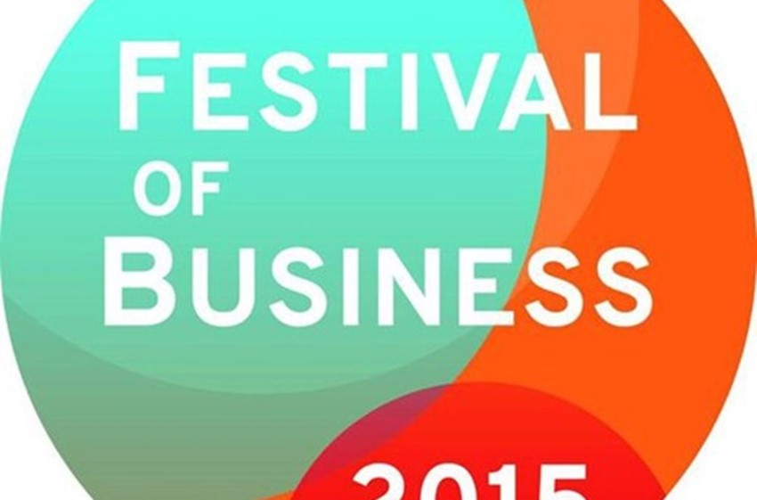 #WorcestershireHour Festival of Business 2015