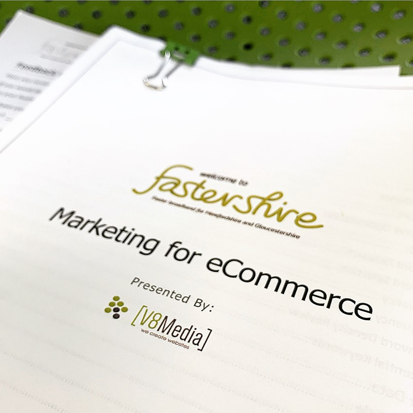 Marketing your eCommerce Website